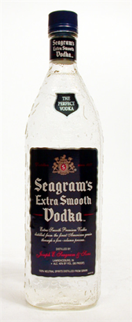 Seagram Vodka Extra Smooth